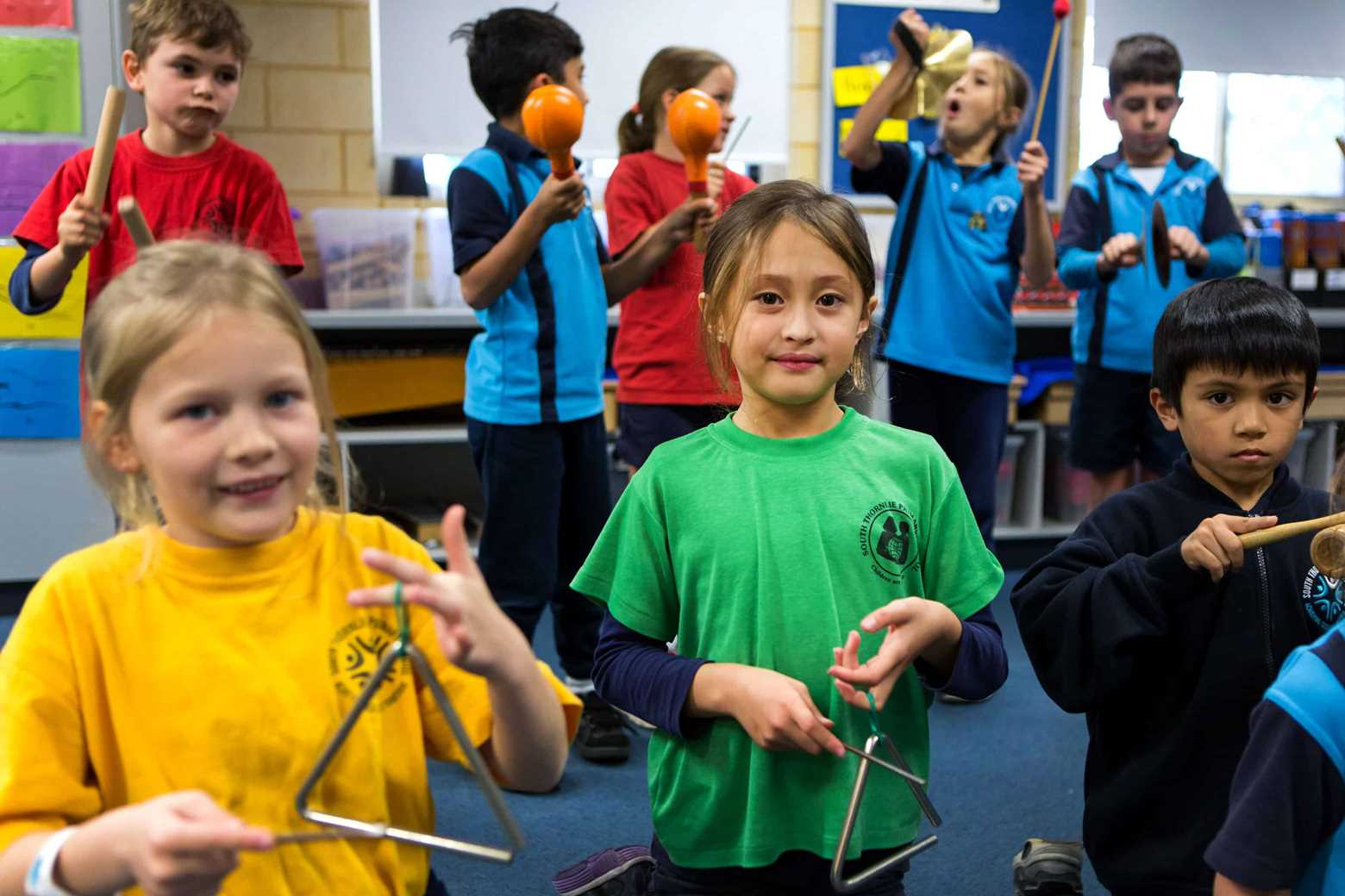 Music South Thornlie Primary School